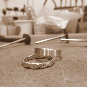 סדנת צורפות טבעות נישואין